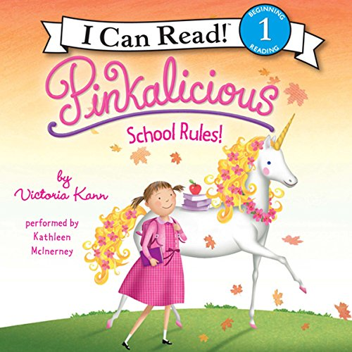 Couverture de Pinkalicious: School Rules!