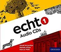 Echt 1 Audio CD Pack