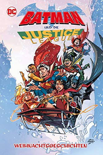 Batman und die Justice League: Weihnachtsgeschichten