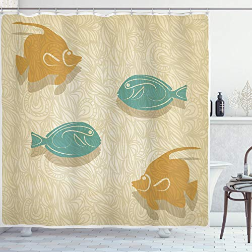 Top shower curtain fish tank for 2020