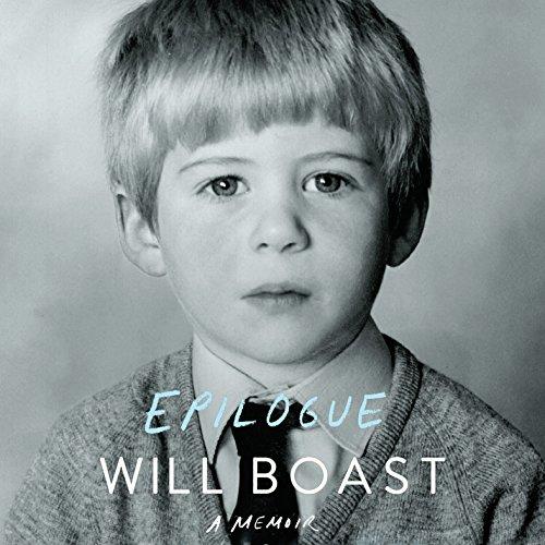 Epilogue audiobook cover art