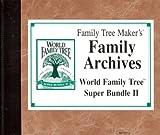 Family Tree Maker - Family Archives Super Bundle II