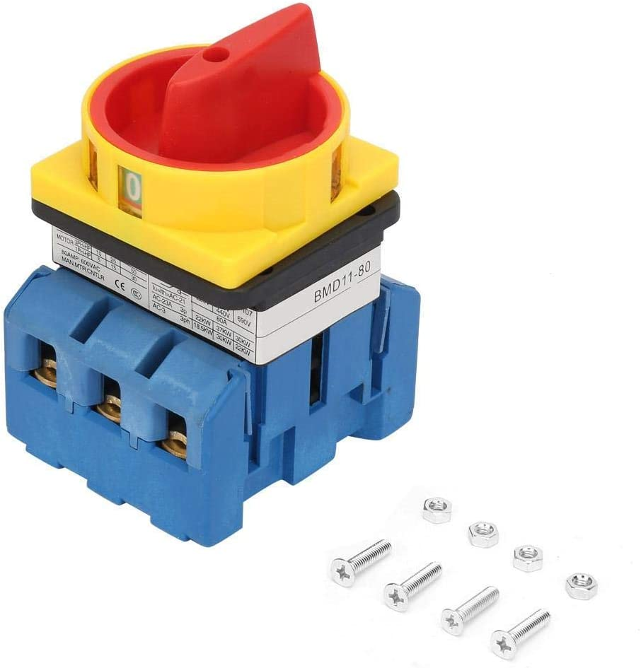 SH-CHEN Circuit Product Breakers Load Switch 80A 100A Breaker Max 42% OFF