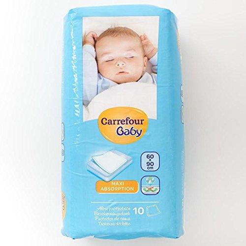 Carrefour bebé Colchón Mats 60x90cm 10 por paquete
