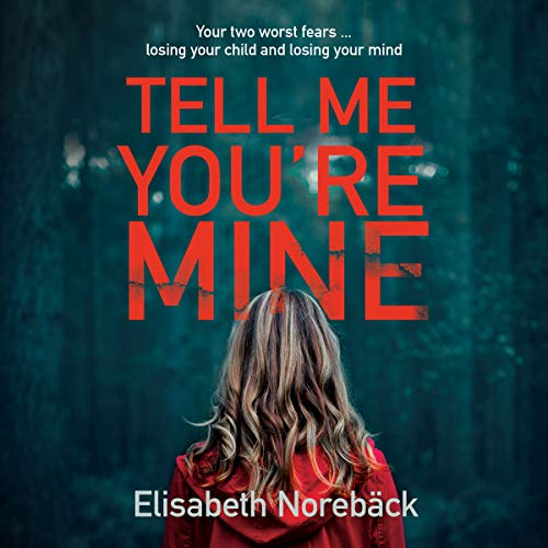 Tell Me You're Mine cover art