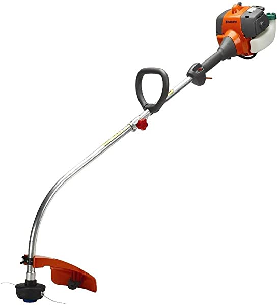 Husqvarna 128CD 28cc 2 Cycle Line Trimmer Curved Shaft Renewed