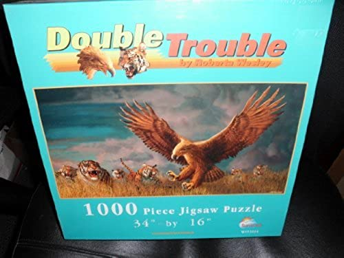 Double Trouble by Roberta Wesley - Jigsaw Puzzle by SunsOut