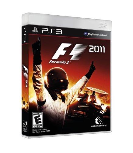 THQ Formula 1 2011, PS3, ESP PlayStation 3 Español vídeo - Juego (PS3, ESP, PlayStation 3, Racing, E (para todos))