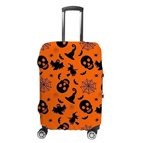 Ruchen - Funda Protectora para Maleta de Halloween, diseño de Bruja Creativa y...