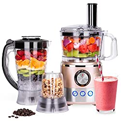 BCP All-in-One Blender Food Processor