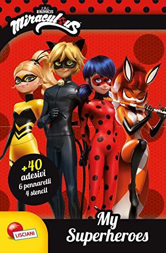 Miraculous ladybag sketchbook. Ladybug my superheroes
