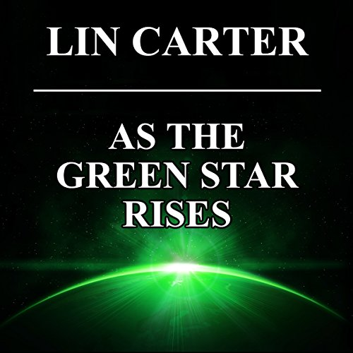 As the Green Star Rises audiobook cover art