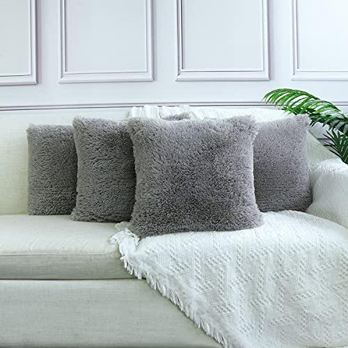 Sea Soft Lion Velvet Throw Pillow Case Cushion Cover Fashion Home...