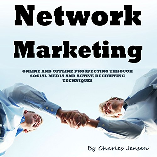 Page de couverture de Network Marketing
