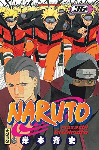 Naruto, tome 36