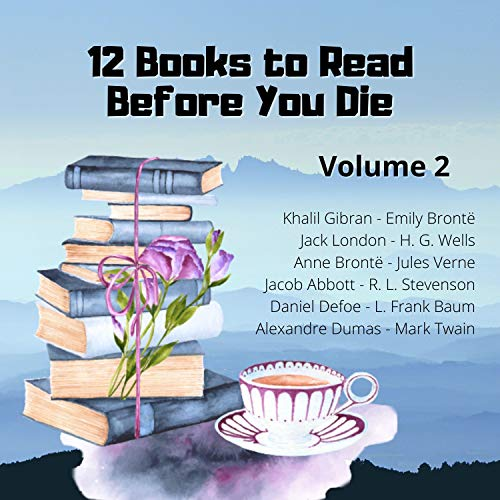 12 Books to Read Before You Die - Volume 2 cover art