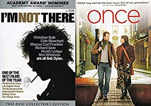 Best Music Films Of Our Generation Bundle - I'm Not There (2 Disc Collector's Edition) & Once 2-DVD Collection