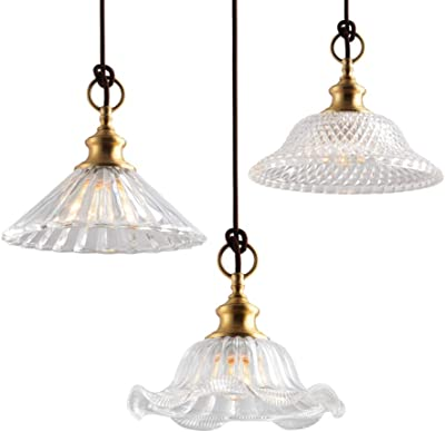 Amazon.com: Tiedra Bronze - Lámpara de araña (2 luces): Home ...