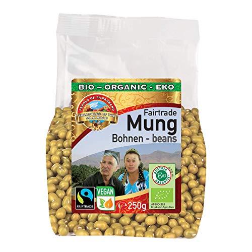 Frijoles Mungos verdes orgánicos 1,5kg ecológica, de