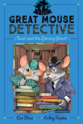 Basil and the Library Ghost, Volume 8 (Great Mouse Detective)