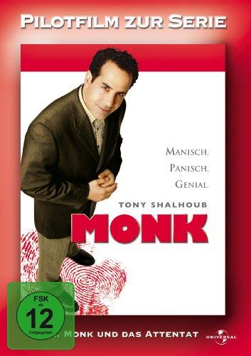 Monk - Pilotfilm zur Serie: Mr. Monk und das Attentat