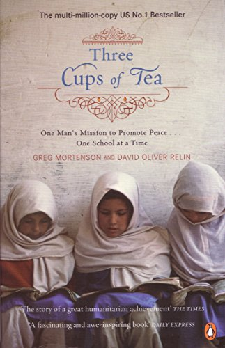 Three Cups Of Tea [Idioma Inglés]