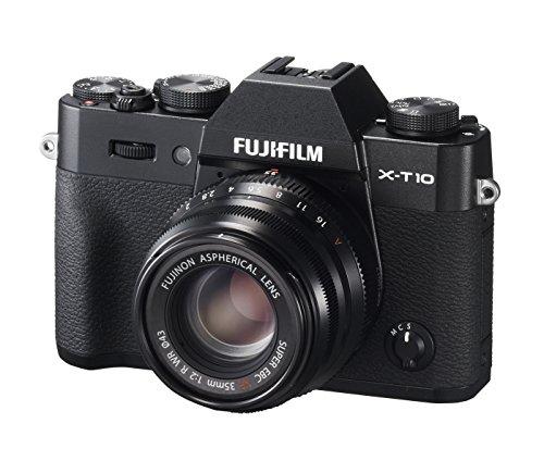 Fujinon XF35mmF2 R WR - Black