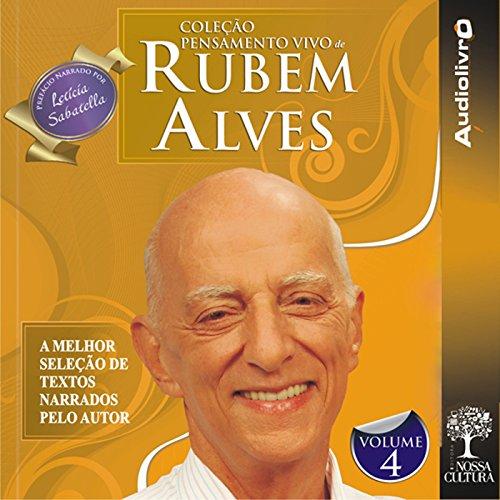 Coleção Pensamento Vivo de Rubem Alves - Volume 4 audiobook cover art