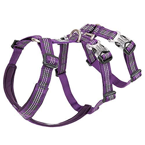 Chai's Choice - Premium No-Pull Dog Harness - Double H Trail Runner,...