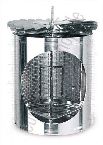 Preisvergleich Produktbild Turbogrill,  Grill,  Grillturbine,  Gartengrill,  Tischgrill