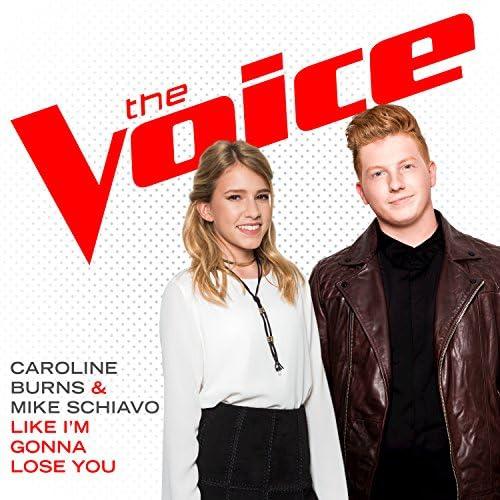 Caroline Burns & Mike Schiavo