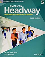 American Headway 5: With Oxford Online Skills Practice Pack (American Headway, Level 5)