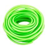uxcell 52.5ft Long 0.16' ID Green Fuel Line Scooter Boat Jet Ski Gas Lawn Mover Atv Pocket Dirt Bike