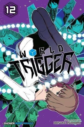 World Trigger Volume 12