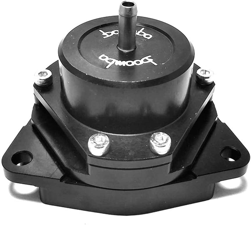 Boomba High quality new Racing Blow Off Valve BOV Hyundai with 5% OFF Black Compatible V