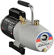 YELLOW JACKET 93600 Bullet Single Phase Vacuum Pump, 7 Cfm, 115V, 60 Hz