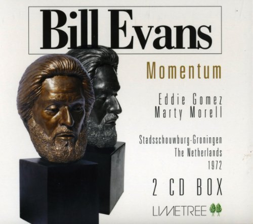 Momentum Import Edition by Bill Evans (2012) Audio CD