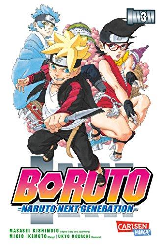 Boruto - Naruto the Next Generation 3 (Manga)