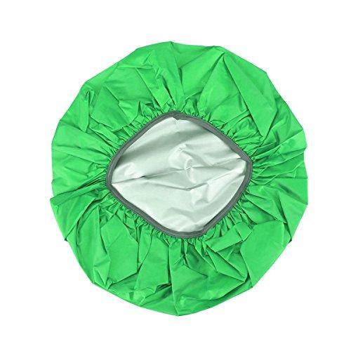 LEDMOMO 45L imperméable sac à dos de pluie (vert)