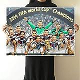 Deutsche Nationalmannschaft Foto Fußball Poster Müller