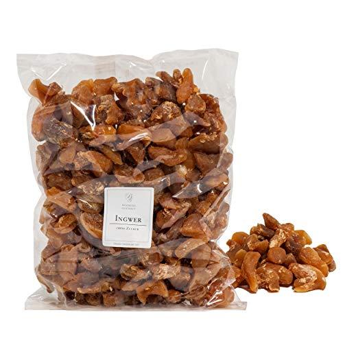 Boomers Gourmet - Ingwer ungezuckert - 1 kg - 1000 g