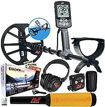 Minelab Equinox 800 Multi-IQ Underwater Metal Detector & Pro-Find 15 Pinpointer