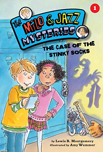 The Case of the Stinky Socks (Book 1) (The Milo & Jazz Mysteries ®, Band 1)