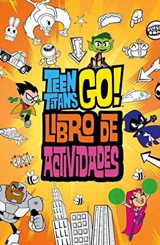 Teen Titans Go! Libro de actividades