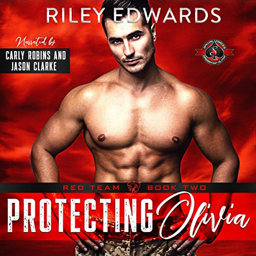 Protecting Olivia audiobook cover art