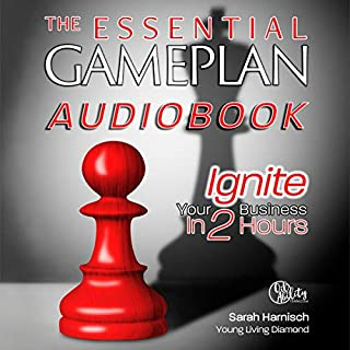 The Essential Gameplan audiobook cover art