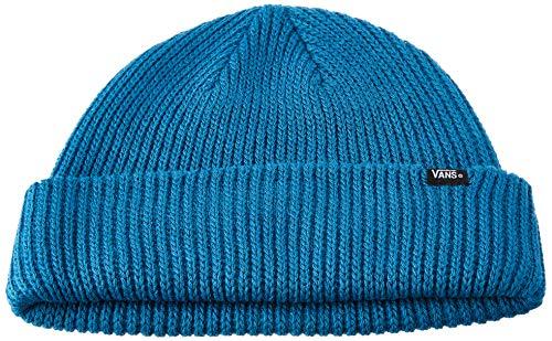 Vans Unisex CORE Basics Beanie Strickmütze, Marokkoblau, One Size