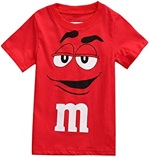 Cartoon Boy Kids Clothes Tee T-Shirt Short Sleeve Top Casual Summer Baby Clothing Fashion Personalised Age 2-7Y