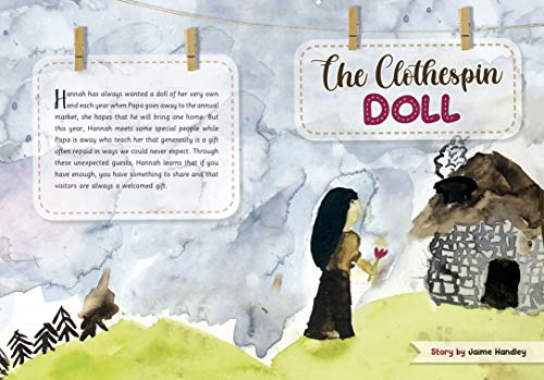 The Clothespin Doll