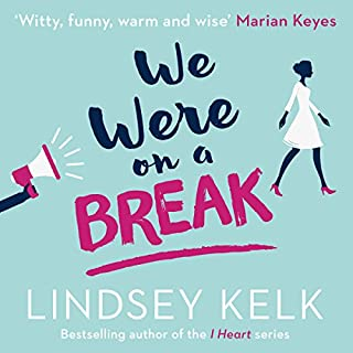 We Were on a Break                   By:                                                                                                                                 Lindsey Kelk                               Narrated by:                                                                                                                                 Avita Jay,                                                                                        Ben Allen                      Length: 14 hrs and 4 mins     103 ratings     Overall 4.1